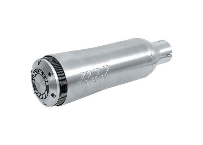 Supertrapp Aluminium Racing Series Demper 63.5MM