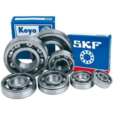 SKF Wiellager 6003-2RS