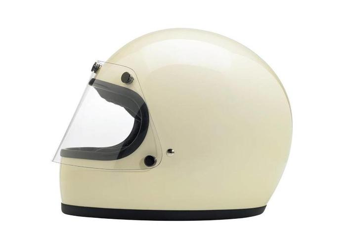 Biltwell Gringo Blast Shield Large Clear