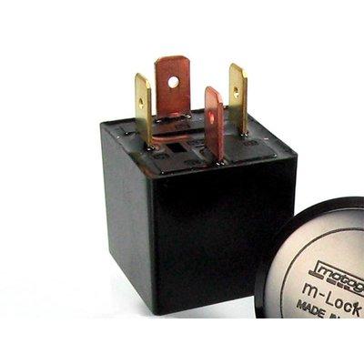 Motogadget M-Lock Relais, 12V/40A (Reserve Onderdeeel)