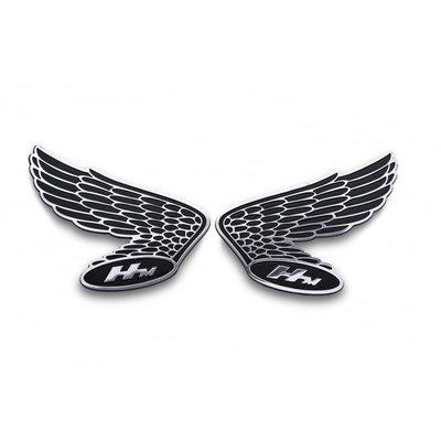 Motone Honda Wings HM Badges