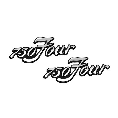 """Motone Honda """"CB 750 Four"""" Badges"""