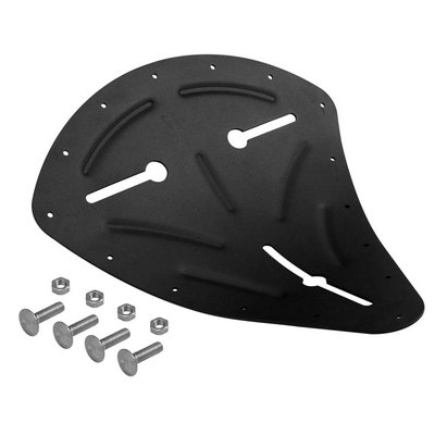 Motone Universele Solo Seat Pan Chop/Chopper/Bobber