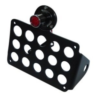 Side Mount met RETRO-LED-lamp