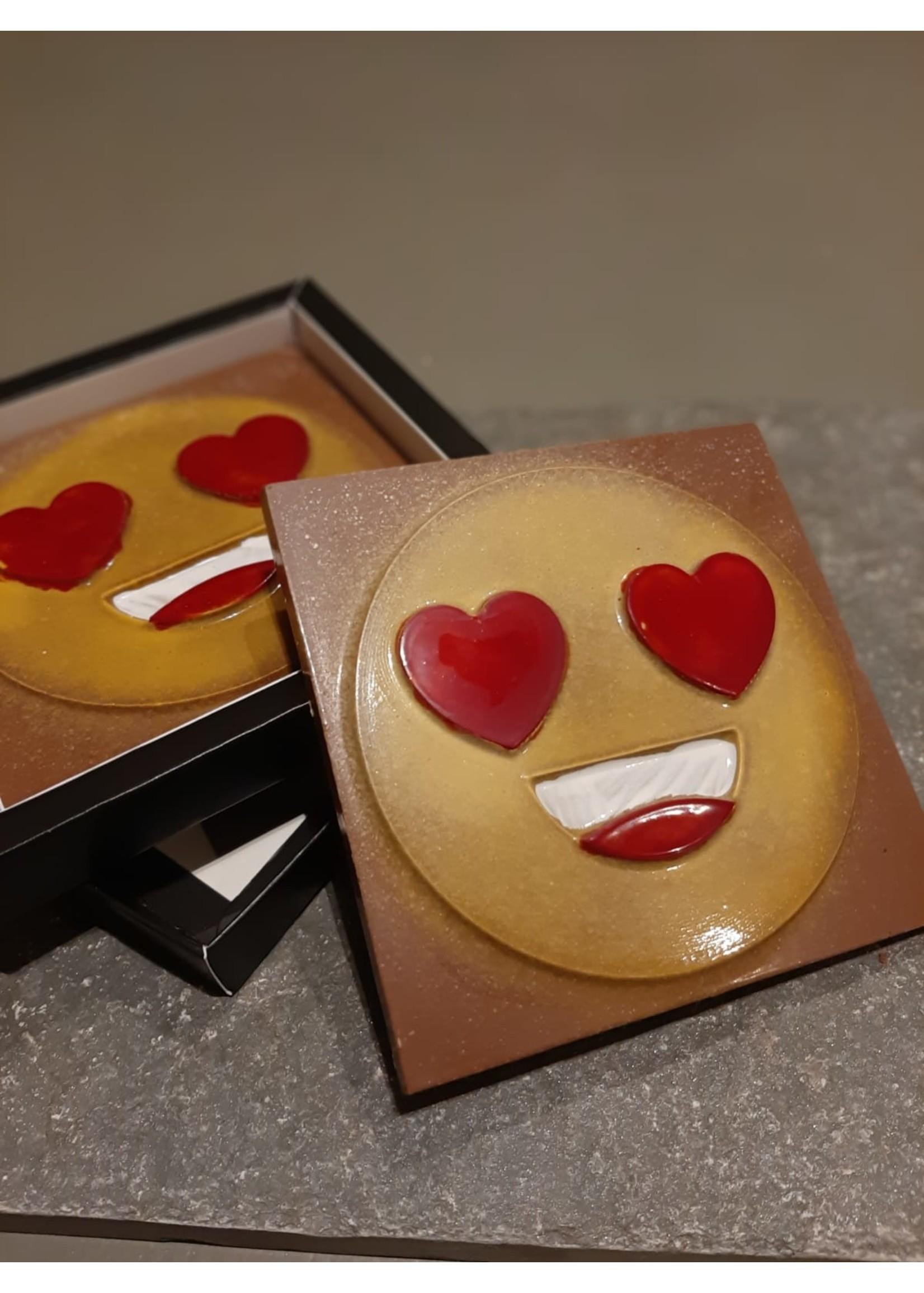 Chocolade smiley