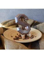 S- Gladde chocoladeletter
