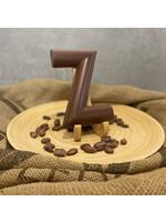 Z- Gladde chocoladeletter - Copy