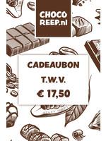 Cadeaubon € 17.50