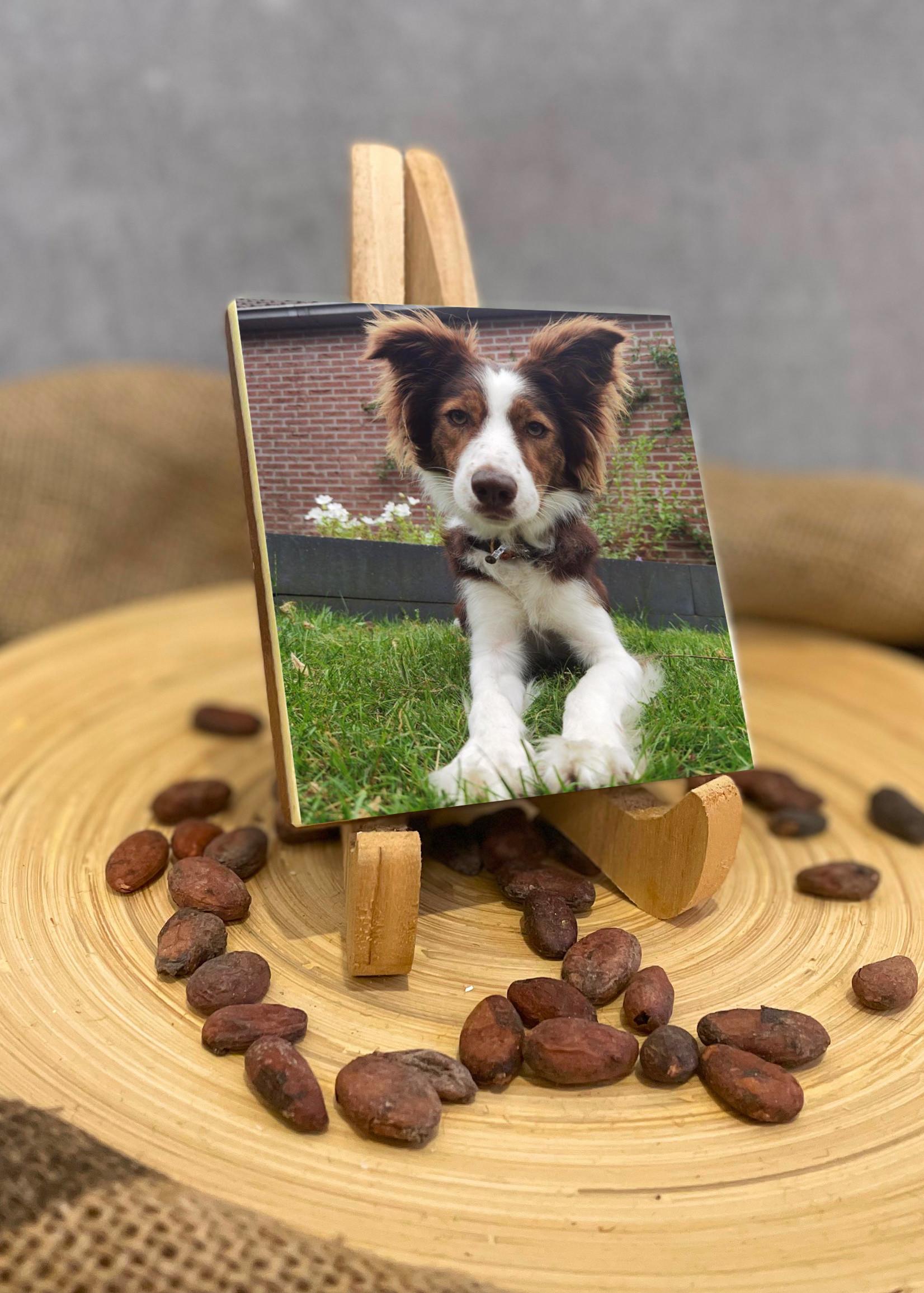 Chocolade tablet / reep met print / foto