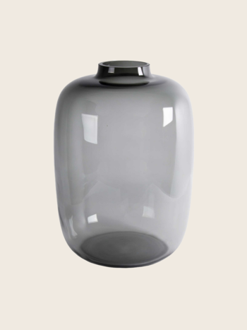 Big Dark Vase 45cm