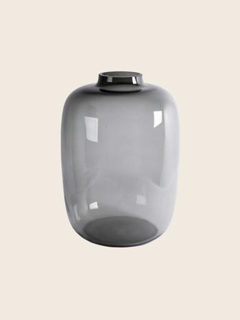 Big Dark Vase 35 cm