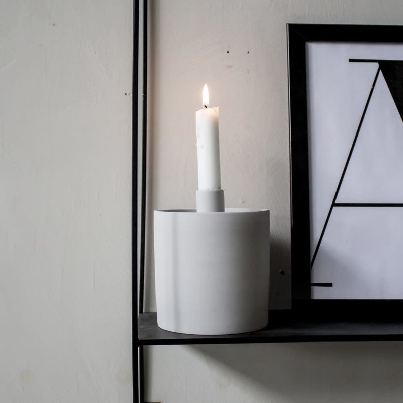Candle Holder Pot