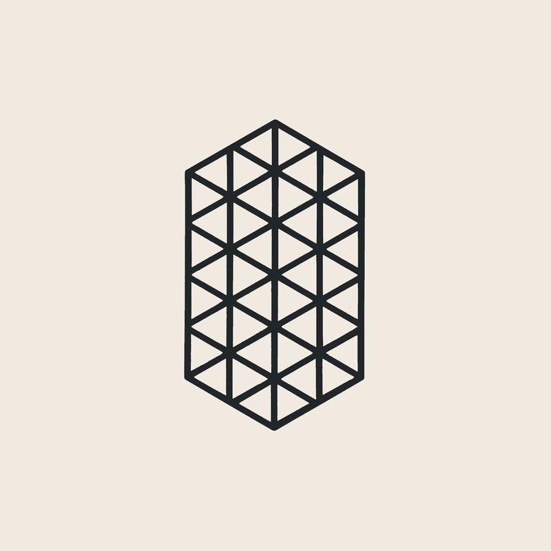 Zone Denmark Coaster Triangles Black XL