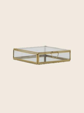 Glass Box 15cm