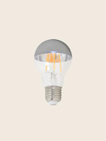 Half Metallic LED Bulb