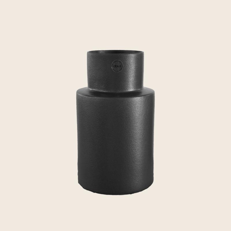 DBKD Medium Iron Vase