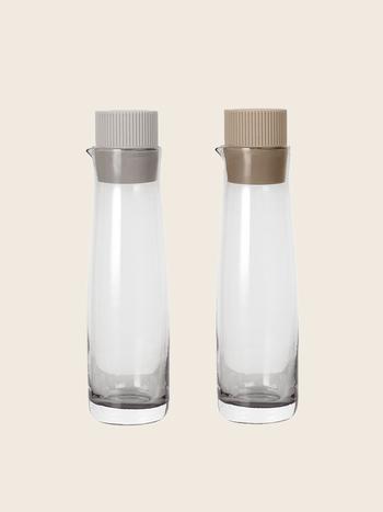 Blomus Oil And Vinegar Set Beige