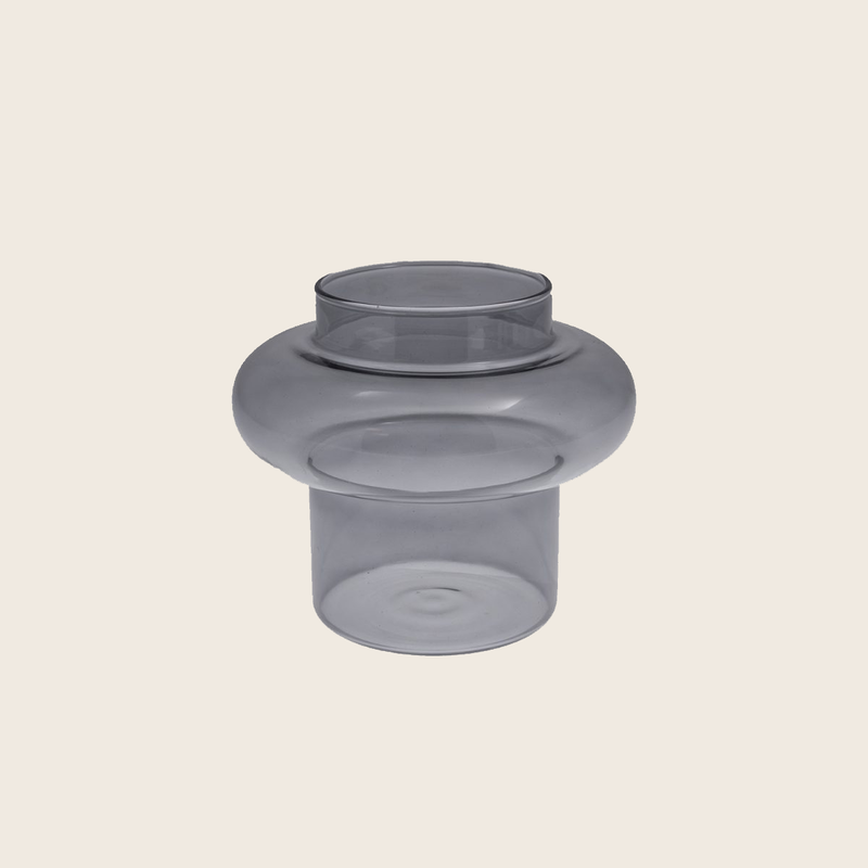 Olofsbo Grey Vase