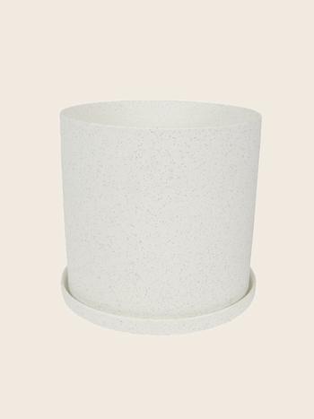 Pot With Saucer