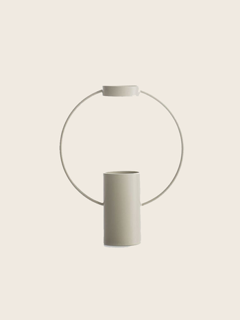 Ring Vase Sand Small