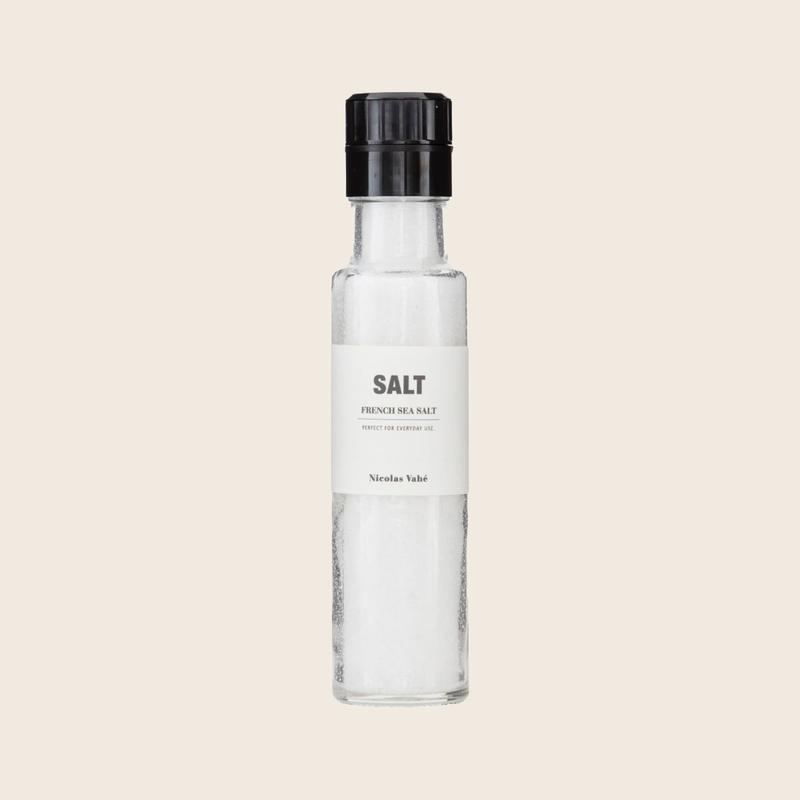 Nicolas Vahé Salt French Sea