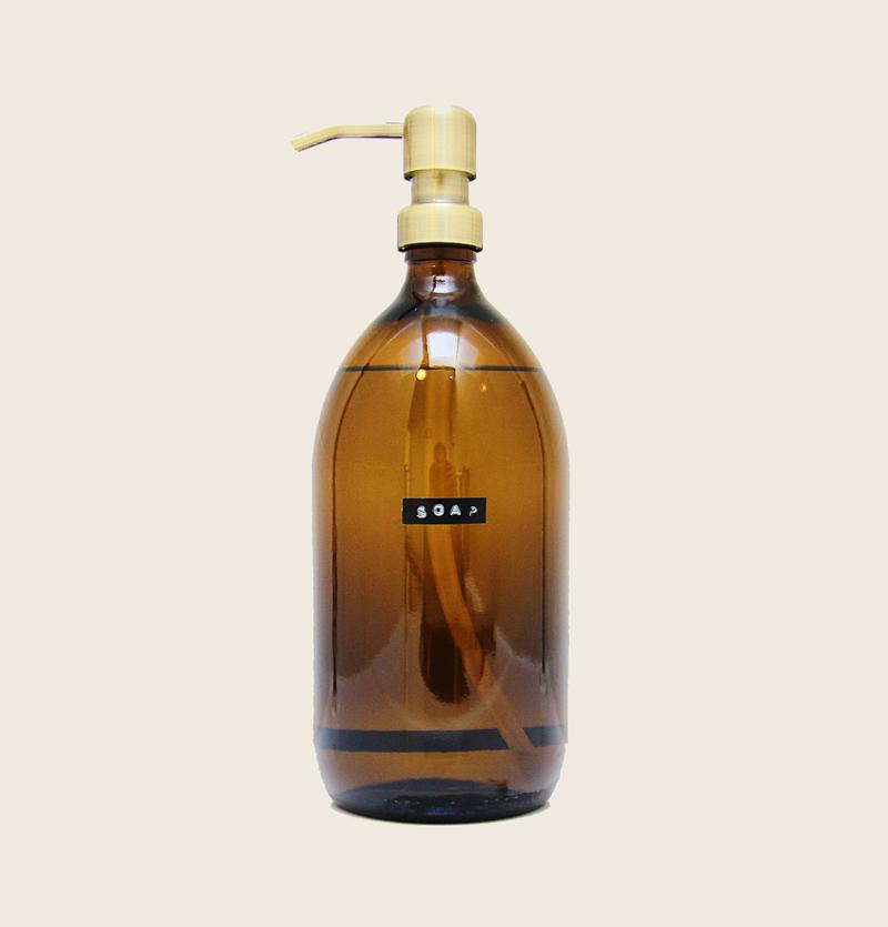 Wellmark SOAP 1L BRASS