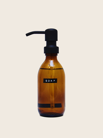 Wellmark SOAP 250ML BLACK