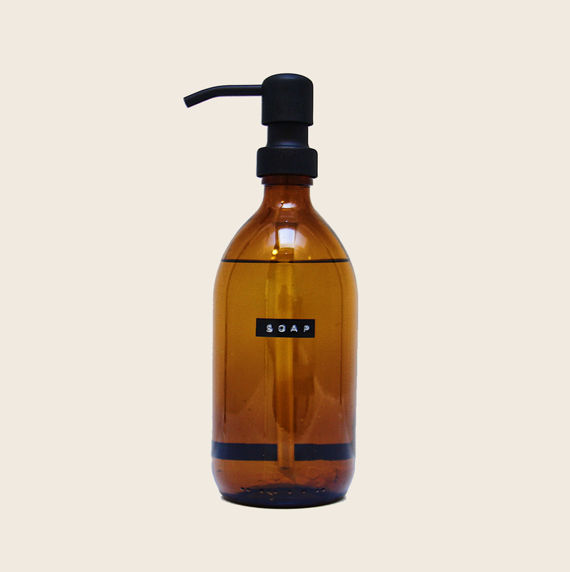 Wellmark SOAP 500ML BLACK