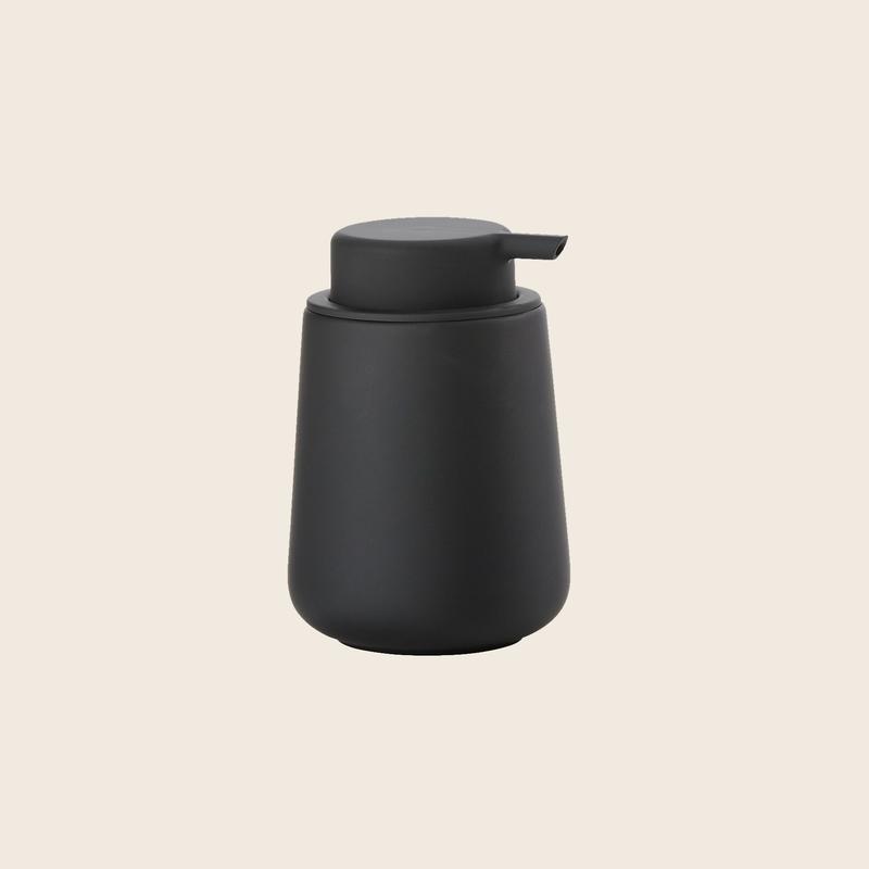 Zone Denmark Soap dispenser Nova One Black