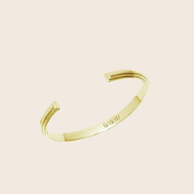 Bandhu Stack Bracelet Gold