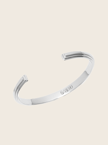 Bandhu Stack Bracelet Silver