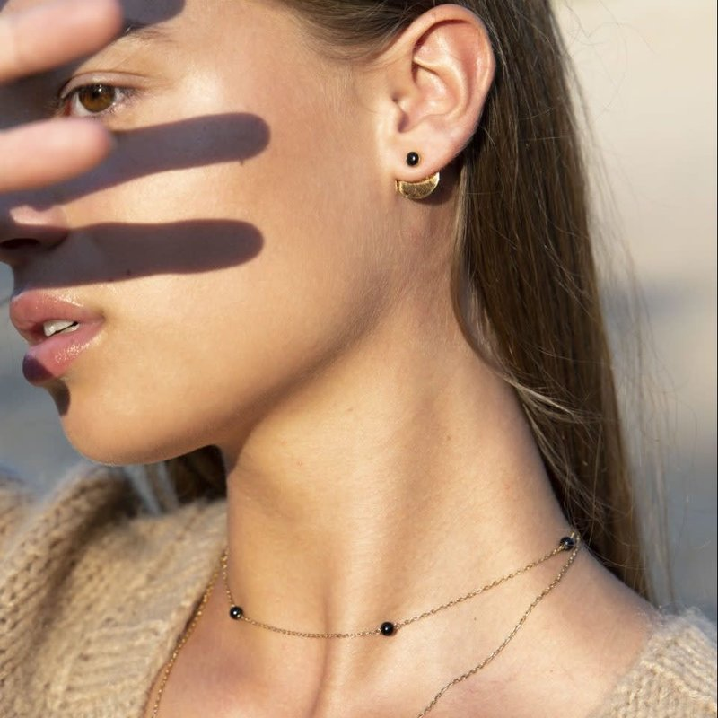 Bandhu Energy Muse Necklace Gold