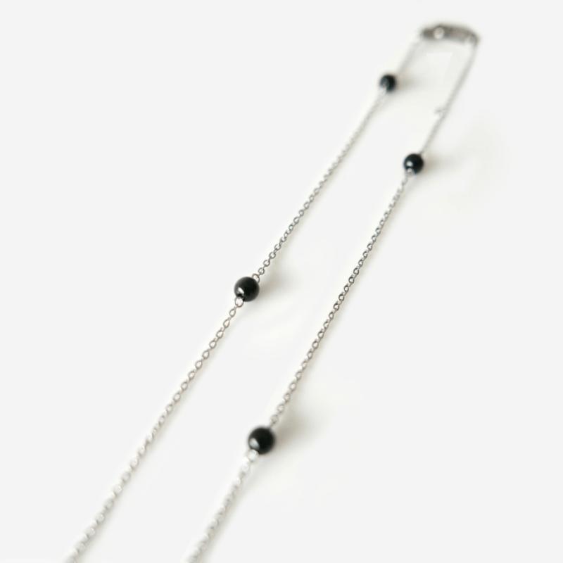 Bandhu Energy Muse Necklace Silver