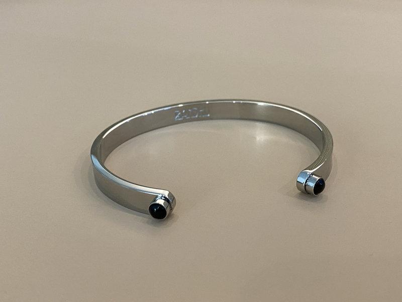 Bandhu Energy Muse Bracelet Silver