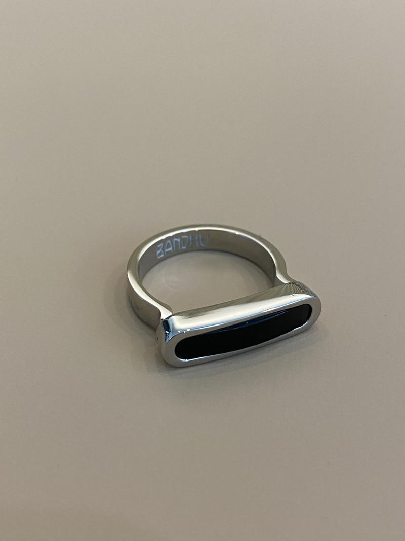 Bandhu Energy Muse Ring Silver