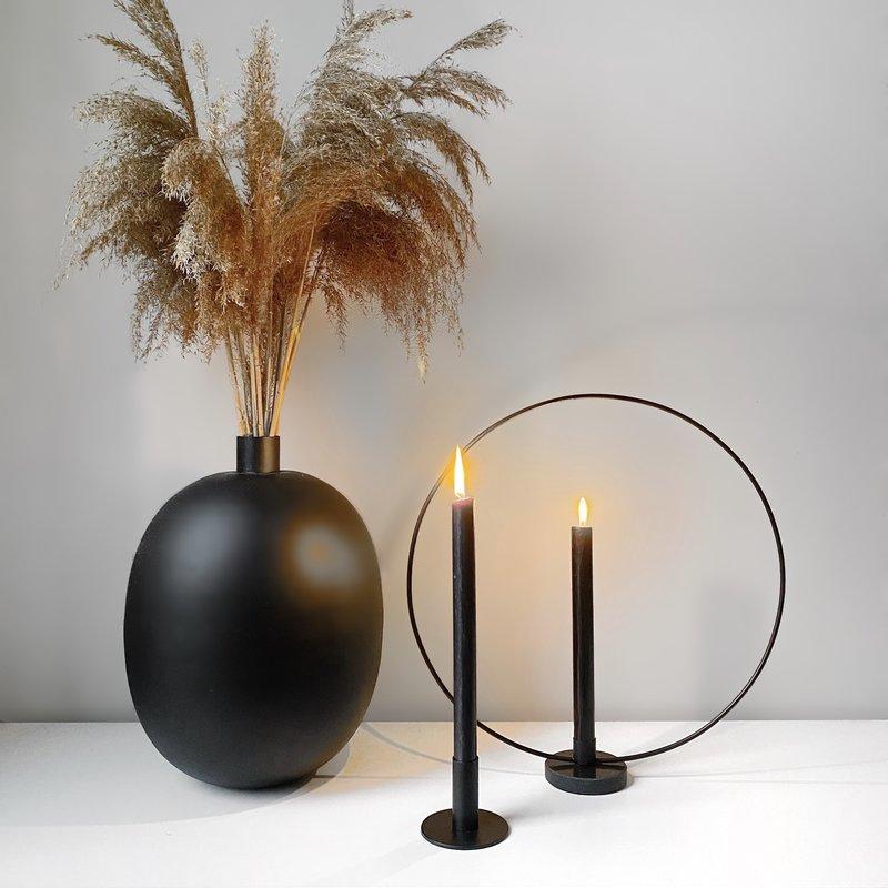 Candle Holder Circle Large