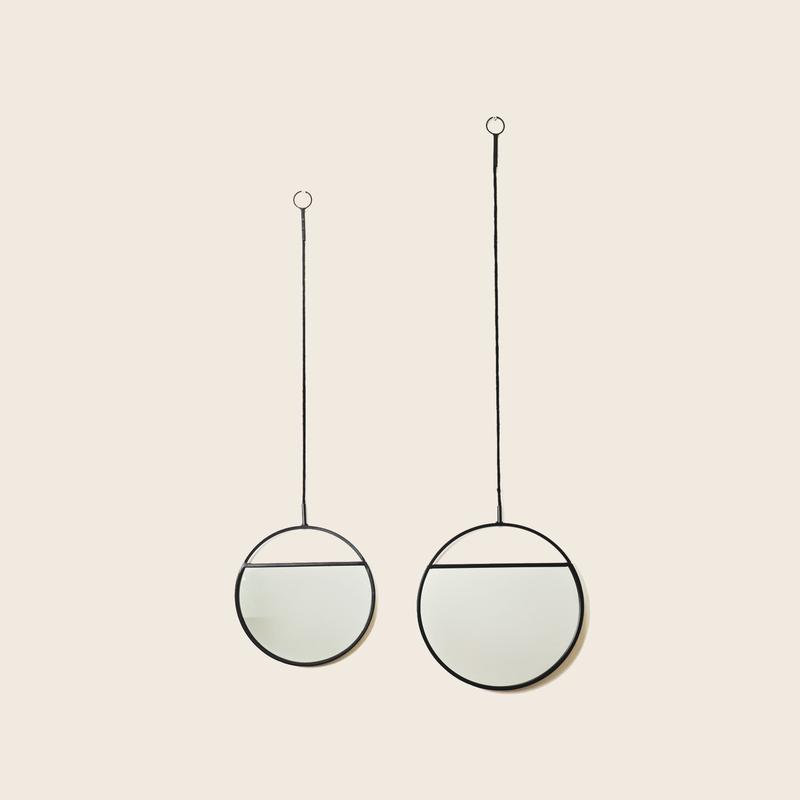 Hanging Mirror Set