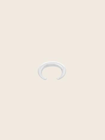 Bandhu Embrace Ear Cuff Silver