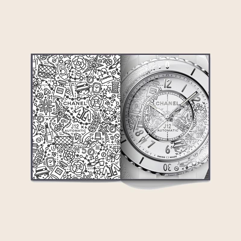 Chanel Eternal Instant – Chanel J12