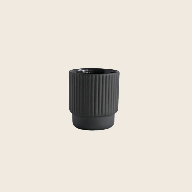 Archive Studio Mug Espresso Dark Grey 60ml