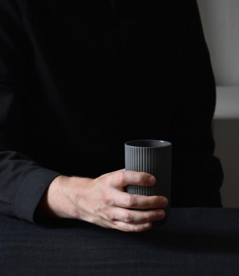 Archive Studio Mug Latte Dark Grey 220ml