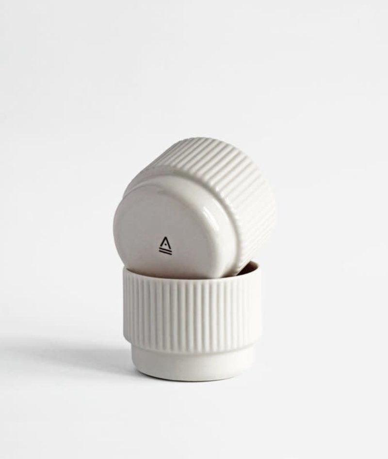 Archive Studio Mug Cappuccino White 120ml