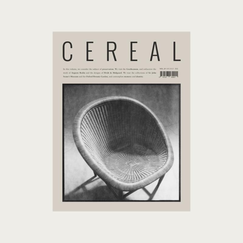 Cereal Magazine Vol 21