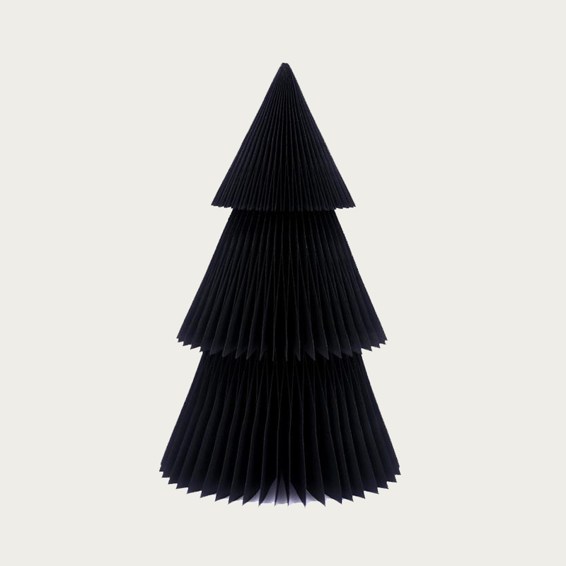 Paper Tree Black Large