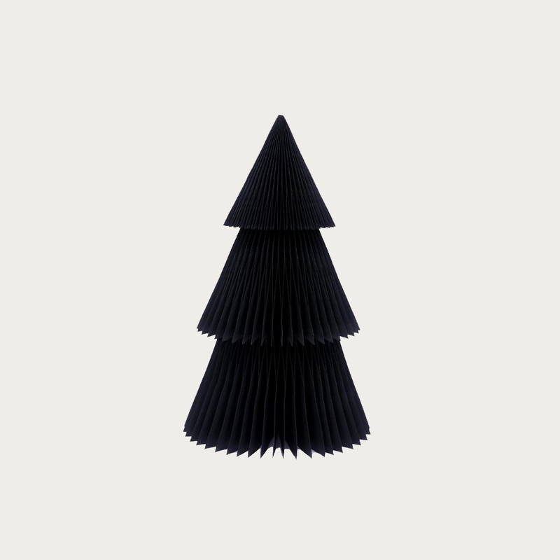 Paper Tree Black Medium