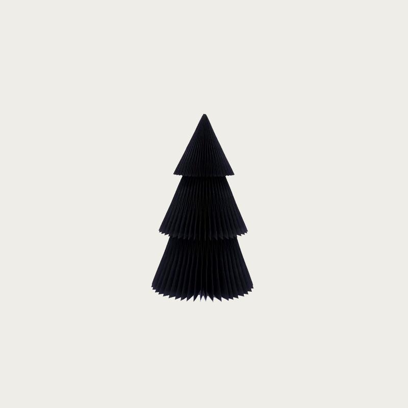 Paper Tree Black Small