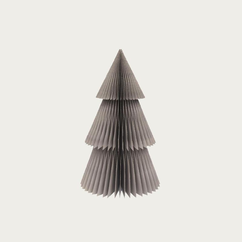Paper Tree Grey Medium