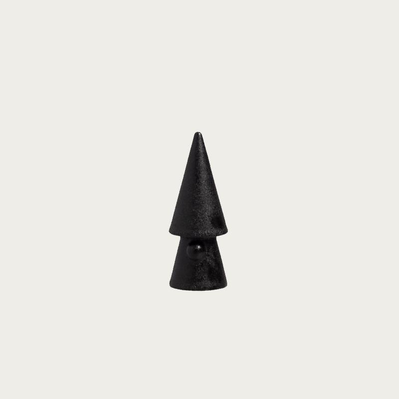 Small Santa tree Black