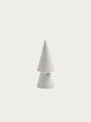 Small Santa tree Grey