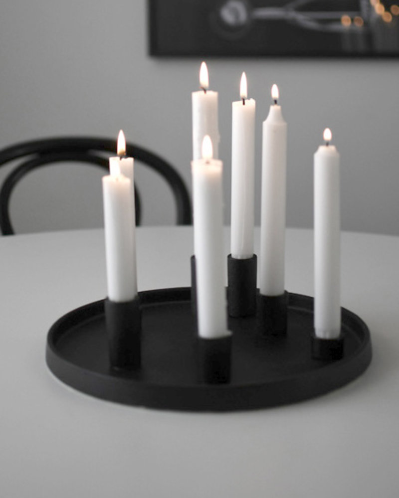 Diner Candle White